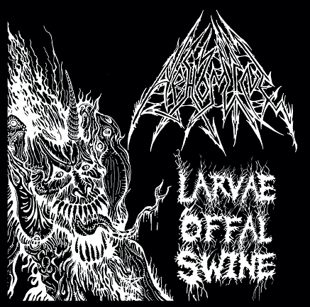 Abhomine - Larvae Offal Swine - Cover