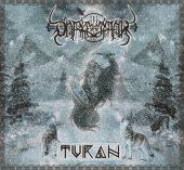 Darkestrah - Turan - CD-Cover