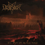 Cover - Desaster – The Oath Of An Iron Ritual