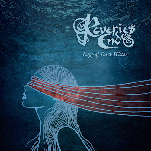 Reveries End - Edge Of Dark Waters - Cover