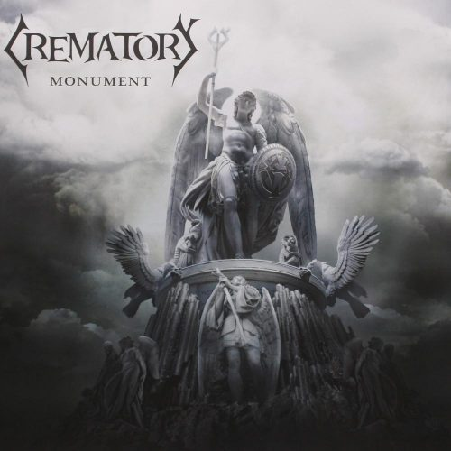 Crematory - Monument - Cover