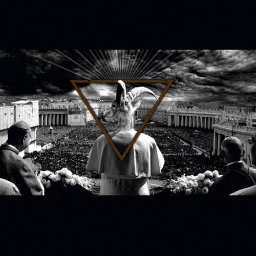 Fjoergyn - Terra Satanica (EP) - Cover