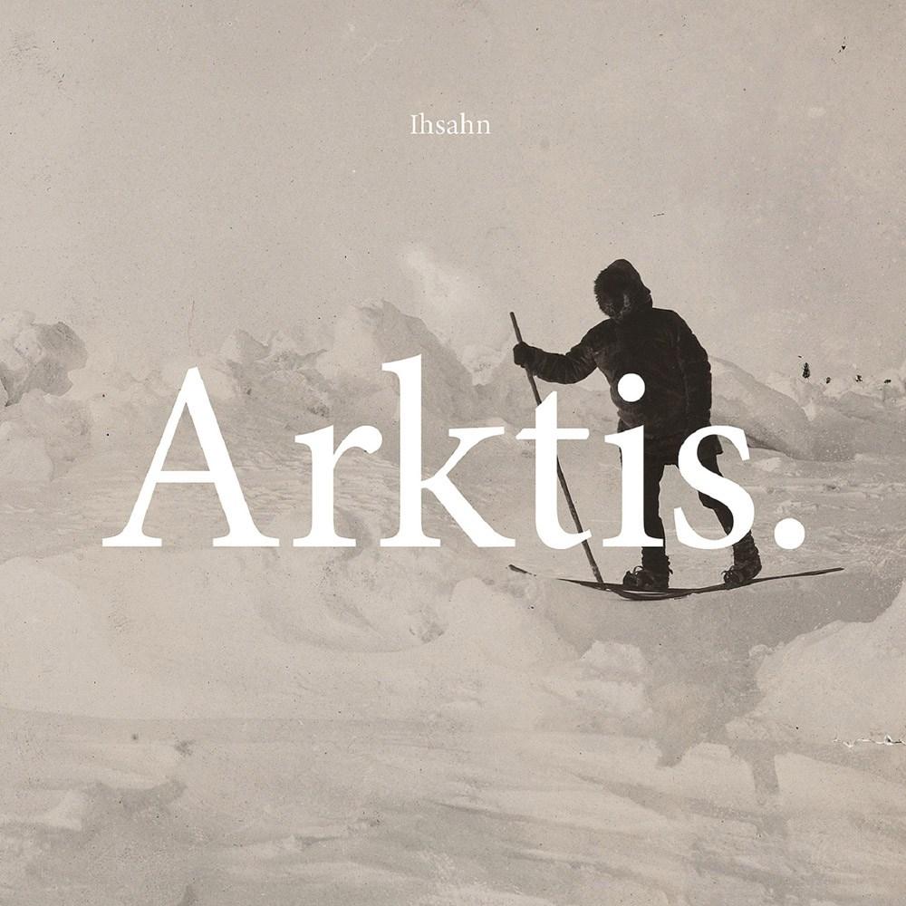 Ihsahn - Arktis. - Cover