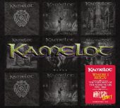 Kamelot - Where I Reign (The Very Best Of The Noise Years 1995-2003) - CD-Cover