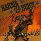 Karma To Burn - Mountain Czar (EP) - CD-Cover