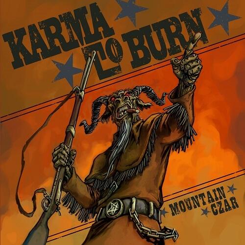 Karma To Burn - Mountain Czar (EP) - Cover