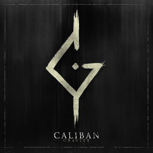 Caliban - Gravity - Cover