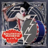 Saltatio Mortis - Zirkus Zeitgeist live - CD-Cover