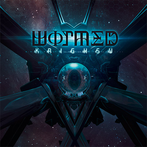 Wormed - Krighsu - Cover