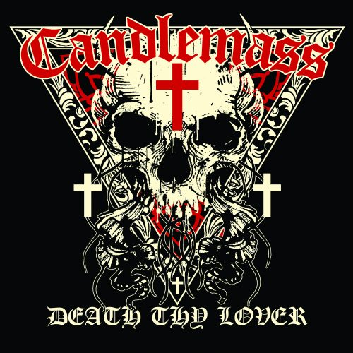 Candlemass - Death Thy Lover (EP) - Cover