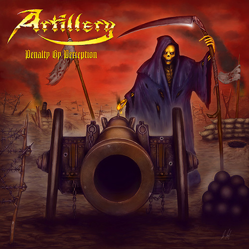 Artillery - Penalty By Perception - Cover