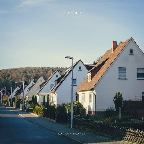 Captain Planet - Ein Ende - Cover