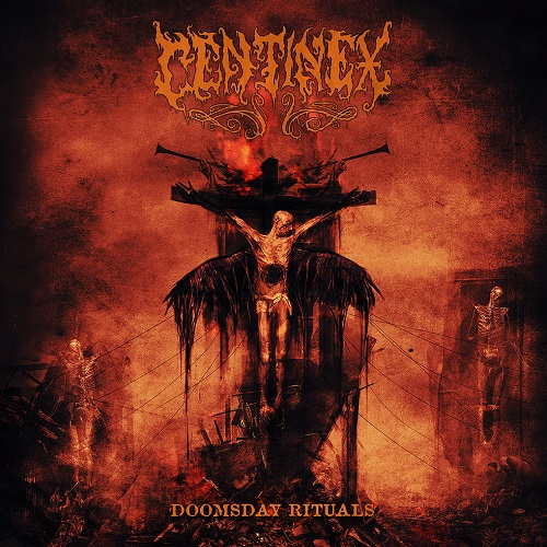 Centinex - Doomsday Rituals - Cover