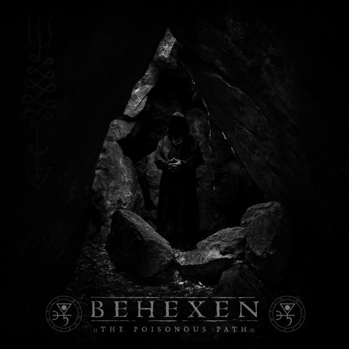 Behexen - The Poisonous Path - Cover