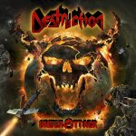 Cover - Destruction – Under Attack