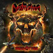 Destruction - Under Attack - CD-Cover