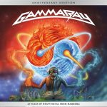 Cover - Gamma Ray – Insanity And Genius (Anniversary Edition)