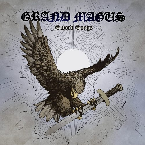 Grand Magus - Sword Songs - Cover