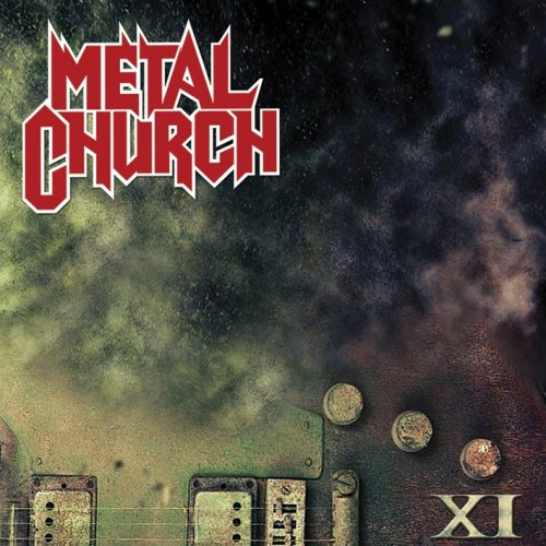 Metal Church - XI - Cover