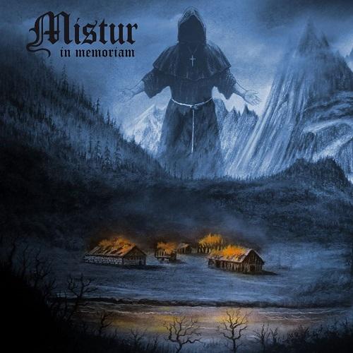 Mistur - In Memoriam - Cover