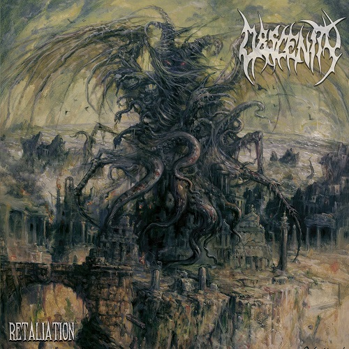 Obscenity - Retaliation - Cover