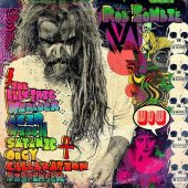 Rob Zombie - The Electric Warlock Acid Witch Satanic Orgy Celebration Dispenser - CD-Cover