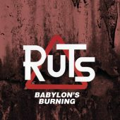 The Ruts - Babylon's Burning - CD-Cover