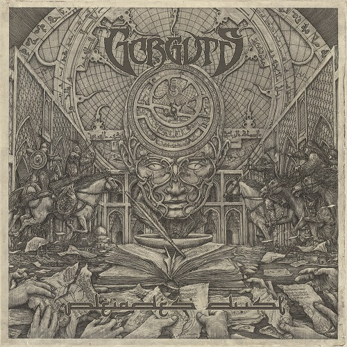 Gorguts - Pleiades Dust (EP) - Cover