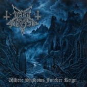 Dark Funeral - Where Shadows Forever Reign - CD-Cover