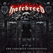 Hatebreed - The Concrete Confessional - CD-Cover