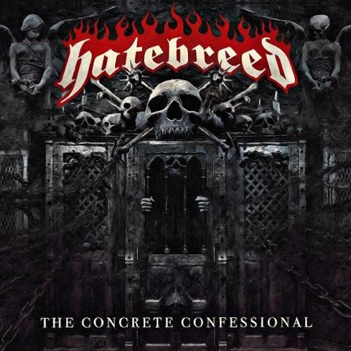 Hatebreed - The Concrete Confessional - Cover