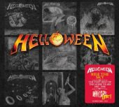 Helloween - Ride The Sky (The Best Of 1985-1998) - CD-Cover