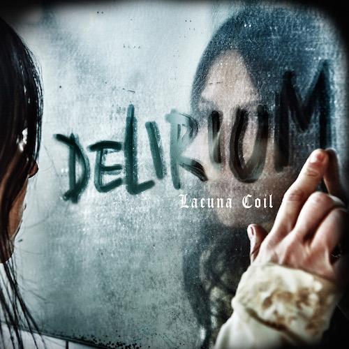 Lacuna Coil - Delirium - Cover