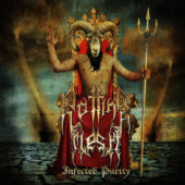 Rotting Flesh - Infected Purity - CD-Cover