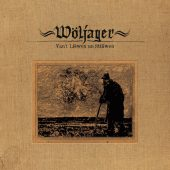 Wöljager - Van't Liewen Un Stiäwen - CD-Cover