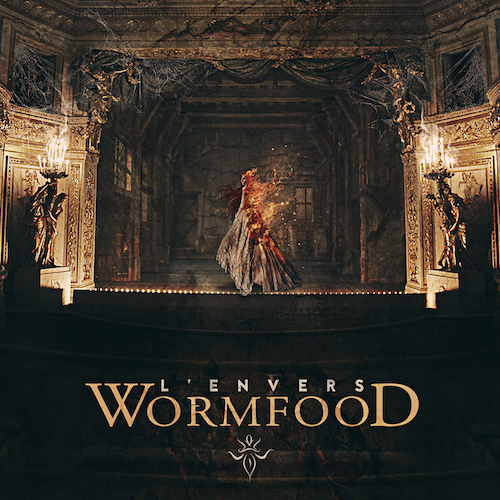 Wormfood - L'Envers - Cover
