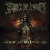 Cradle Of Filth - Dusk ... And Her Embrace - The Original Sin - CD-Cover