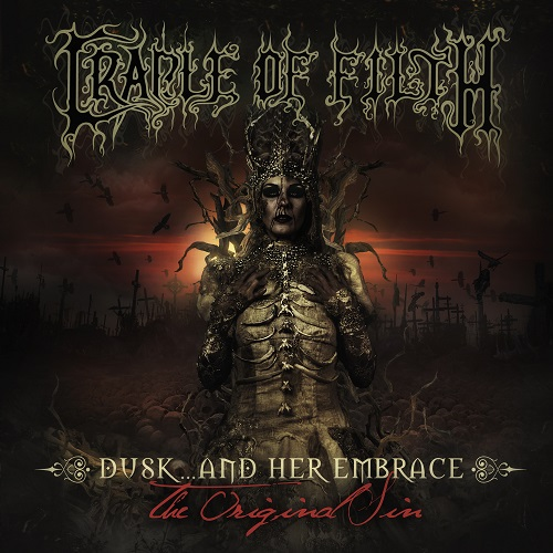Cradle Of Filth - Dusk ... And Her Embrace - The Original Sin - Cover