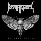 Death Angel - The Evil Divide - CD-Cover