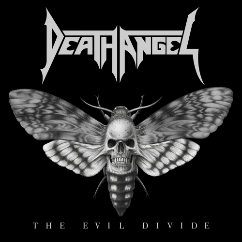 Death Angel - The Evil Divide - Cover