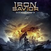Iron Savior - Titancraft - CD-Cover