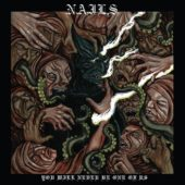 Nails - You Will Never Be One Of Us - CD-Cover