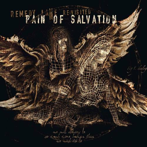 Pain Of Salvation - Remedy Lane Re:visited (Re:mixed & Re:lived) - Cover