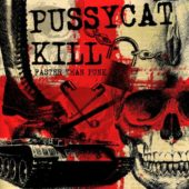 Pussycat Kill - Faster Than Punk - CD-Cover