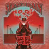 Stray Train - Just 'cause You Got The Monkey Off Your Back Doesn't Mean The Circus Has Left Town - CD-Cover