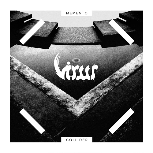 Virus - Memento Collider - Cover