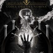 Blut Aus Nord / Ævangelist - Codex Obscura Nomina (Split) - CD-Cover