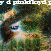 Pink Floyd - A Saucerful Of Secrets (Vinyl-Re-Release) - CD-Cover