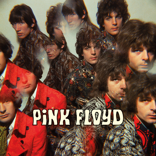 Pink Floyd - The Piper At The Gates Of Dawn (Vinyl-Re-Release) - Cover