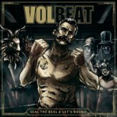 Volbeat - Seal The Deal & Let's Boogie - CD-Cover